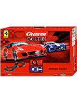 Carrera Of America Evolution Ferrari Road Race Set