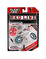 Flick Trix Fingerbike - Red Line / Proline