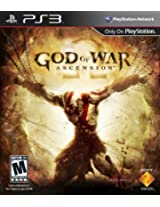GOW Ascension (PS3)
