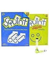 Squint And Squint Jr Award Winning Fun (Bundle Set)