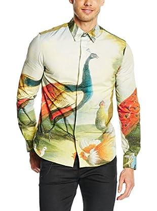 Desigual Camicia Uomo Luca