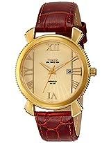 Timex Analog Gold Dial Men's Watch - TW0TG251H