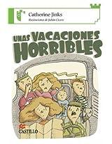 Unas Vacaciones Horribles (Castillo de la Lectura Verde)