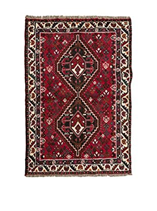 Navaei & Co Teppich Persian Shiraz mehrfarbig 160 X 108 cm