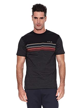 John Smith Camiseta Isasi (Negro)