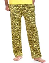 Nuteez Stronger At Night ? Yellow Pant
