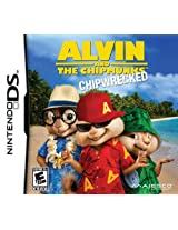 Alvin and the Chipmunks: Chipwrecked (Nintendo DS) (NTSC)