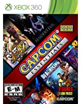 Capcom Essentials W/Bag & 4 Discs