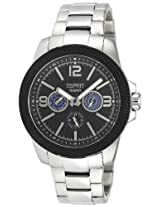 Esprit Analog Black Dial Men's Watch - ES105831006