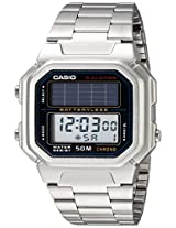 Casio Men's AL190WD-1A Solar Digital Watch