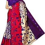 Woven Handloom Banarasi Silk Sari With Blouse Piece