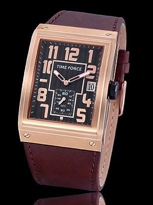 TIME FORCE 81001 - Reloj de Caballero cuarzo