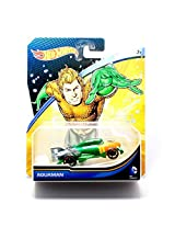 Hot Wheels DC Comics - Aquaman Die Cast Collectible Car