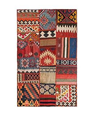 NAVAEI & CO. Teppich mehrfarbig 165 x 105 cm
