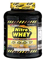 Olympia Nitro Whey Protein Chocolate Flavour 2Kg For Unisex
