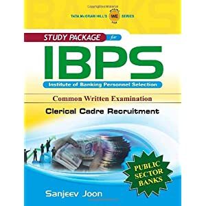 Study Package for Ibps Institute of Banking Personnel Selection: Common Written Examination Clerical Cadre RecruITment