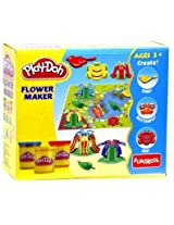 Funskool Play Doh Flower Maker