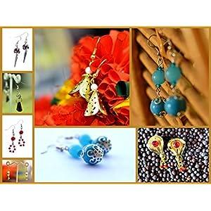 Varishta Jewells Sapt Sur - Set of 7 pairs of earrings, one for each day
