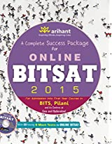 A Complete Success Package for Online BITSAT 2015