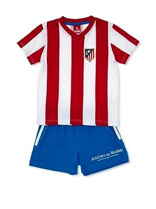 Licencias Pijama Atlético De Madrid (Blanco / Rojo / Azul)