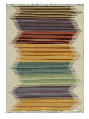 Loloi Rugs Santana Hand-Woven Wool Rug (Multi Stripe)