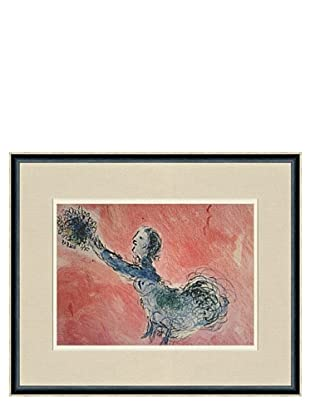 Marc Chagall: Lithograph in Colours II (Multi)