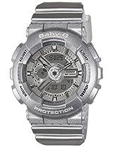 Casio Baby-G Analog-Digital White Dial Women's Watch - BGA-132-7BDR (B123)