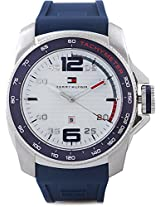 Tommy Hilfiger Analog Watch - For Men - Blue - TH1790855