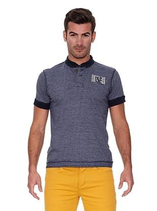 New Caro Camiseta Rayas (Azul Oscuro)