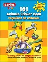 Spanish Animals Berlitz Kids Sticker Book (Berlitz Kids Sticker Books)