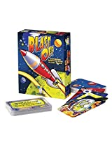 Gamewright Blast Off: The Race Into Space Card Game
