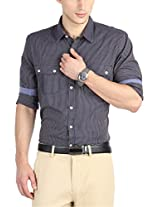 Allen Solly Dapper Striped Shirt
