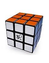 Dayan ZhanChi 3x3 57mm Black + Maru Lube 10ml + Cubelelo Cube Pouch COMBO Offer