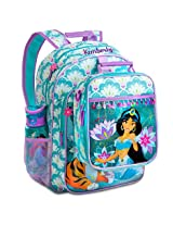 Disney Store Deluxe Jasmine Backpack and Lunch Box Tote Combo Set