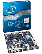 Intel Desktop Board Media Series LGA 1155 DDR 1333 Micro-ATX Form Factor - BO...