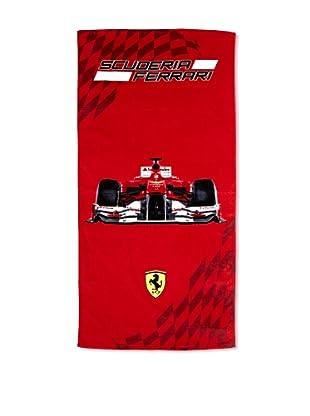 Ferrari Toalla Playa Race II (multicolor)