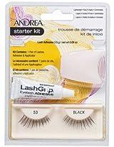 Andrea Strip Lashes Starter Kit #53