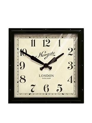 Newgate Quad Clock, Black