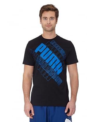 Puma T-Shirt A Leg Lesson (Black)