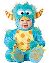 InCharacter Unisex-baby Infant Monster Costume