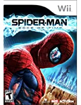 Spider Man: The Edge of Time (Nintendo Wii) (NTSC)