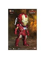 Marvel Iron Man 3 Kids Nation Series 003 Iron Man MK7 Dust Plug Mini Figure
