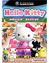 GC Hello Kitty Roller Rescue - Gamecube
