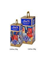 Lindt Swiss Premium Chocolate Napolitains Assorted Chocolates Boxes, 250 Grams + 500 Grams Combo Pack