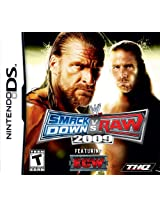 WWE SmackDown Vs Raw 2009 (Nintendo DS) (NTSC)