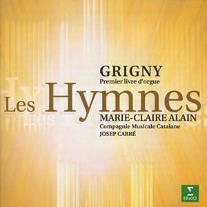 Grigny;Hymnes