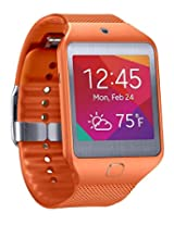 Samsung Gear 2 Neo Smartwatch - SM-R3810ZOAXAR (Orange)
