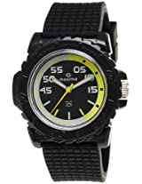 Maxima Analog Black Dial Men's Watch - 12028PPGW
