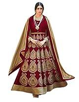 Mayloz Velvet Embroidered Salwar Kameez MP1571-8771