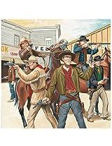 02554 1/72 Cowboys